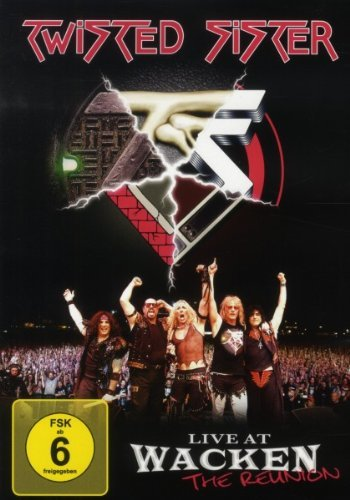 Twisted Sister - Live At Wacken - The Reunion 2003 (2 Dvd)