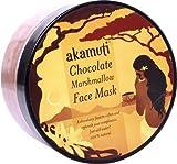 Akamuti Maschera Viso al Cioccolato e Vaniglia Idratante e Purificante Pelli Normali e Grasse