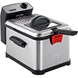 Princess Superior Fryer - deep fryers (Single, Black, Stainless steel, Stand-alone, Stainless steel, Rotary)