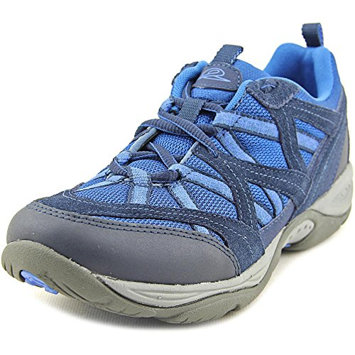 easy-spirit-explore-map-damen-us-6-blau-breit-turnschuhe