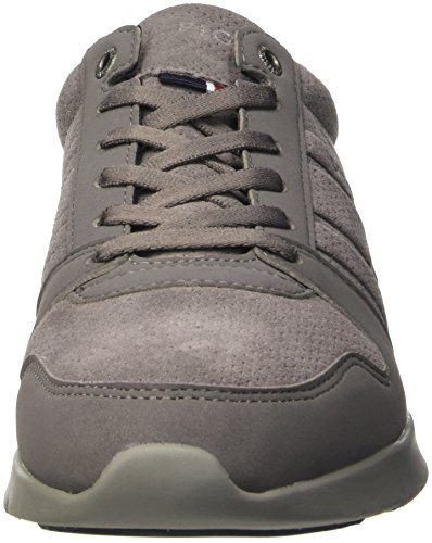 Tommy Hilfiger Herren T2285Obias 5B Pumps Grigio (Steel Grey (039)