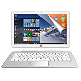 Tablette, Cube iwork 10 Pro 2 inch 1 Tablet PC Intel Atom X5-Z8350 4GB Ram 64GB Rom 1920*1200 IPS 10.1 inch Windows10+Android 5.1 HDMIt (Tablet with keyboard)