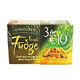 O'Malley's Irish Fudge 3 X 200g Schachtel
