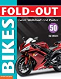 Fold-out Bikes Sticker Book (Fold-out Poster Sticker Books)