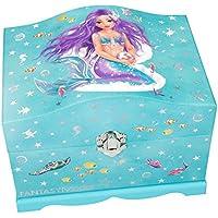 TOPModel 10037Fantasy 10037–joyero con luz Mermaid