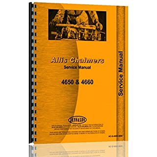Allis Chalmers 4660 Tractor Service Manual