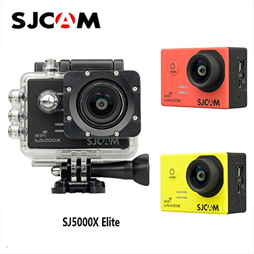 Sjcam Sj5000x Elite Wi-fi Action Camera (black)