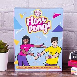 Fizz Creations 1756 Floss Pong, Multicolor alfonbrilla para ratón