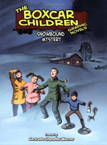Snowbound Mystery (Boxcar Children Graphic Novels)