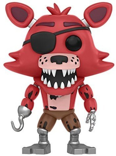 Funko Pop! Games: Five Nights at Freddy's - Foxy the Pirate Vinyl Figure