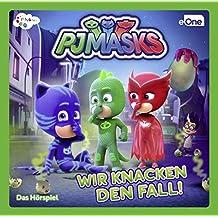 PJ Masks - Wir Knacken Den Fall (Das CD Hörspiel)