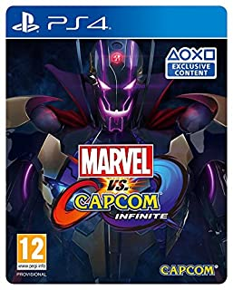 Marvel vs Capcom Infinite Deluxe Steelbook Edition (B0725S7X55) | Amazon price tracker / tracking, Amazon price history charts, Amazon price watches, Amazon price drop alerts