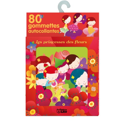 Ma Boite à Gommettes : Les Princesses des Fleurs - De 3 à 5 ans