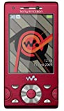 Best Sony Ericsson Smartphones - Sony Ericsson W995 Energetic Red Mobile Phone No Review