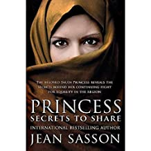 Princess Secrets to Share by Jean Sasson - Paperback