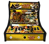 Arcade Machines - Metal Slug - 2 jugadores Arcade Bartop Machine - 815 JUEGOS EN 1