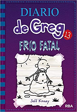 #10: Diario de greg 13. Frío fatal