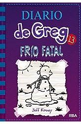 Descargar gratis Diario de greg 13. Frío fatal en .epub, .pdf o .mobi