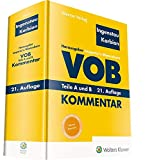 VOB Teile A und B: Kommentar -