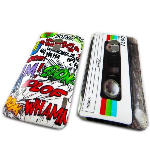 htc-one-max-tpu-silikon-2x-set-kassette-comic-design-schutz-handy-hulle-case-tasche-etui-bumper-them