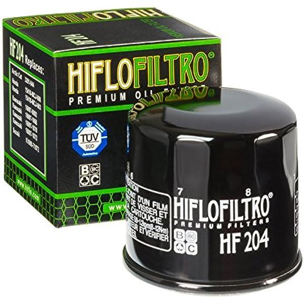 126 kw Filtre /à huile HIFLOFILTRO pour Honda CBR 1000 RR Fireblade 6 SC57 2006 171 PS