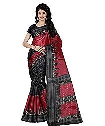 Trendz Taffeta Silk Printed Saree(TZ_1023_A)