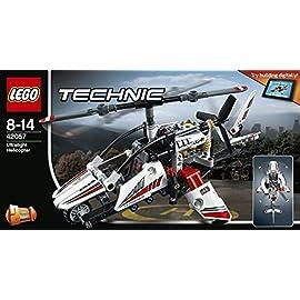LEGO 42057 Technic Ultraleicht Hubschrauber