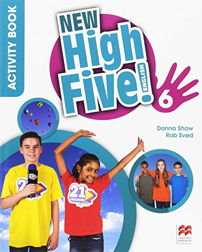 NEW HIGH HIVE 6 Ab Pk (New High Five) por D. Shaw