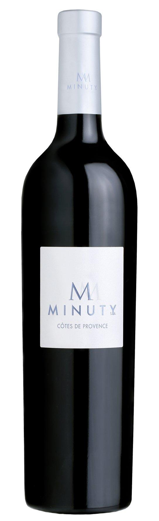 6x-075l-2017er-Chteau-Minuty-Cuve-M-Rouge-Ctes-de-Provence-AP-Frankreich-Rotwein-trocken