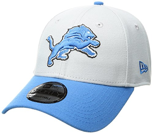 New Era 9Forty Cap NFL LEAGUE Detroit Lions schwarz