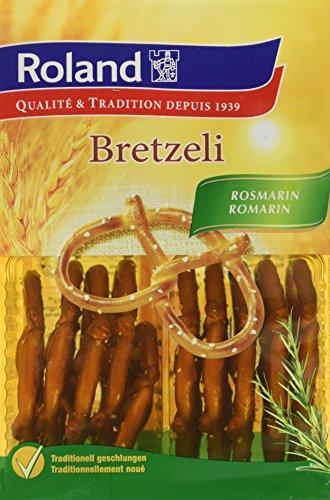 Preisvergleich Produktbild Roland Bretzeli Rosmarin 100 g,  6er Pack (6 x 100 g)
