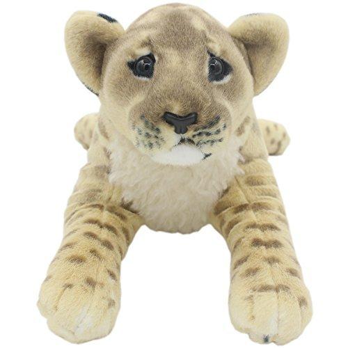 TAGLN Peluches Juguetes Tiger Animales Leopardo Guepardo...