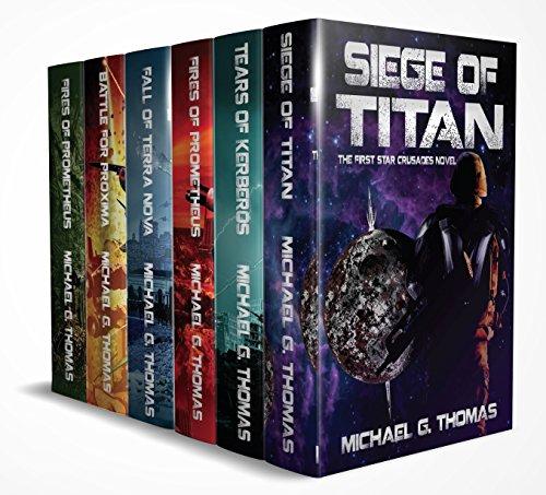Star Crusades Uprising Complete Series Box Set (Books 1 - 6)