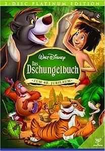 Das Dschungelbuch (Platinum Edition) [Special Edition] [2 DVDs]
