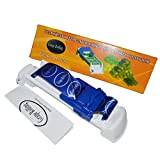 Upspirit(TM) Upspirit Stuffed Grape & Cabbage Rolling Machine Imported PP Plastic Stuffed Leaf Rolling Tool(Blue) by Upspirit