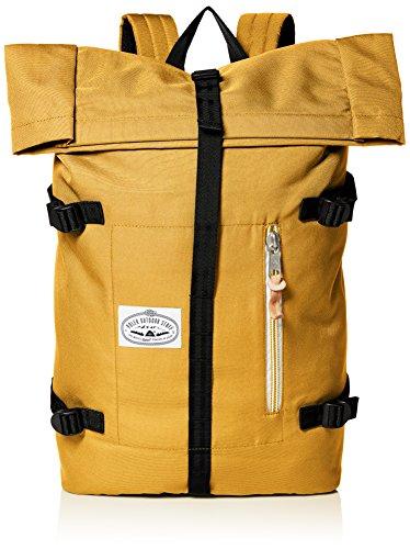 Poler Unisex Rucksack Retro Rolltop, 532020 Mustard