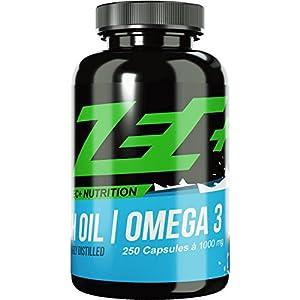 ZEC+ hochdosierte OMEGA-3-Fettsäuren   Fischöl