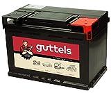 Batterie GUTTELS 120954 (BOSCH : 0092S40070, 0092S40080, 0092S50080, S4007, S4008, S5008 - VARTA : E11)