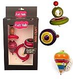Kidz Valle Assorted Wooden toys