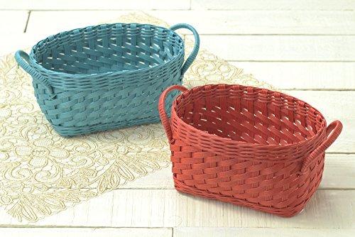 Hamanaka Craft Kit Schräg Stricken pettigo Türkisblau
