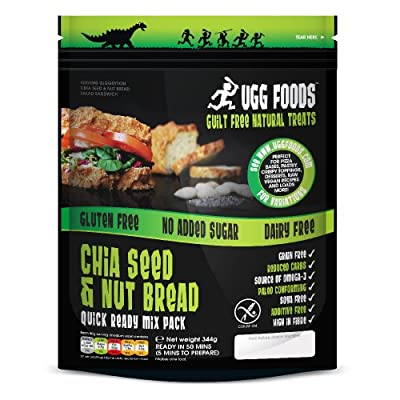 Ugg Foods Large Chia Seed & Nut Loaf single by Ugg Foods