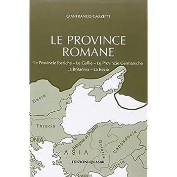 Le Province Romane: 1