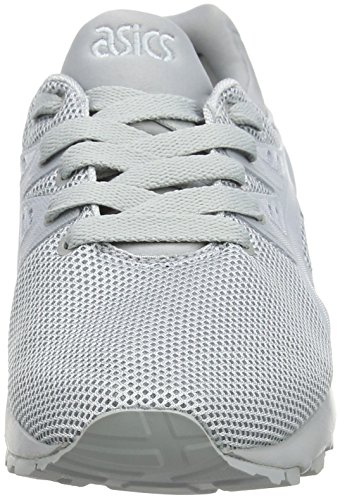 Asics Gel-Kayano Trainer Evo, Scarpe Running Unisex – Adulto Grigio (Light Grey/Light Grey)