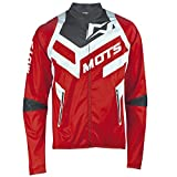 Mots MT4104SR Trial X-Light Chaqueta, Rojo