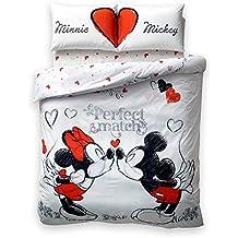 Lenzuola Matrimoniali Con Minnie E Topolino.Disegno Topolino Walt Disney Colorato Per Copertina Lettino