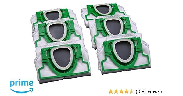 1-4 Stück Motorschutzfilter Filter passend für Vorwerk Kobold VK 200 VK200
