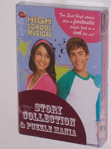 high school musical story collection&puzzle mania