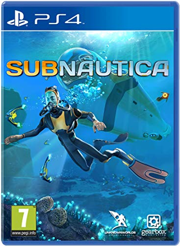 Subnautica (PS4) Best Price and Cheapest