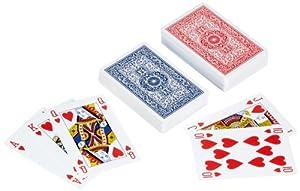Piatnik 2365 - Juego de bridge con 2 paquetes de cartas importado de Alemania