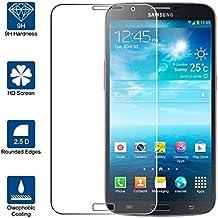 Beiuns Vidrio Templado Protector de Pantalla para Samsung Galaxy Mega GT-i9205 (pantalla: 6,3 pulgadas)
